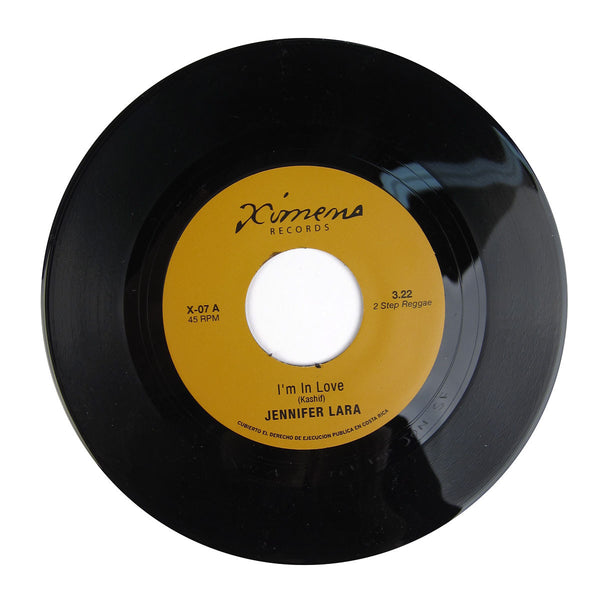 Jennifer Lara / Jose Cruz: I'm In Love / Black Widow Vinyl 7""