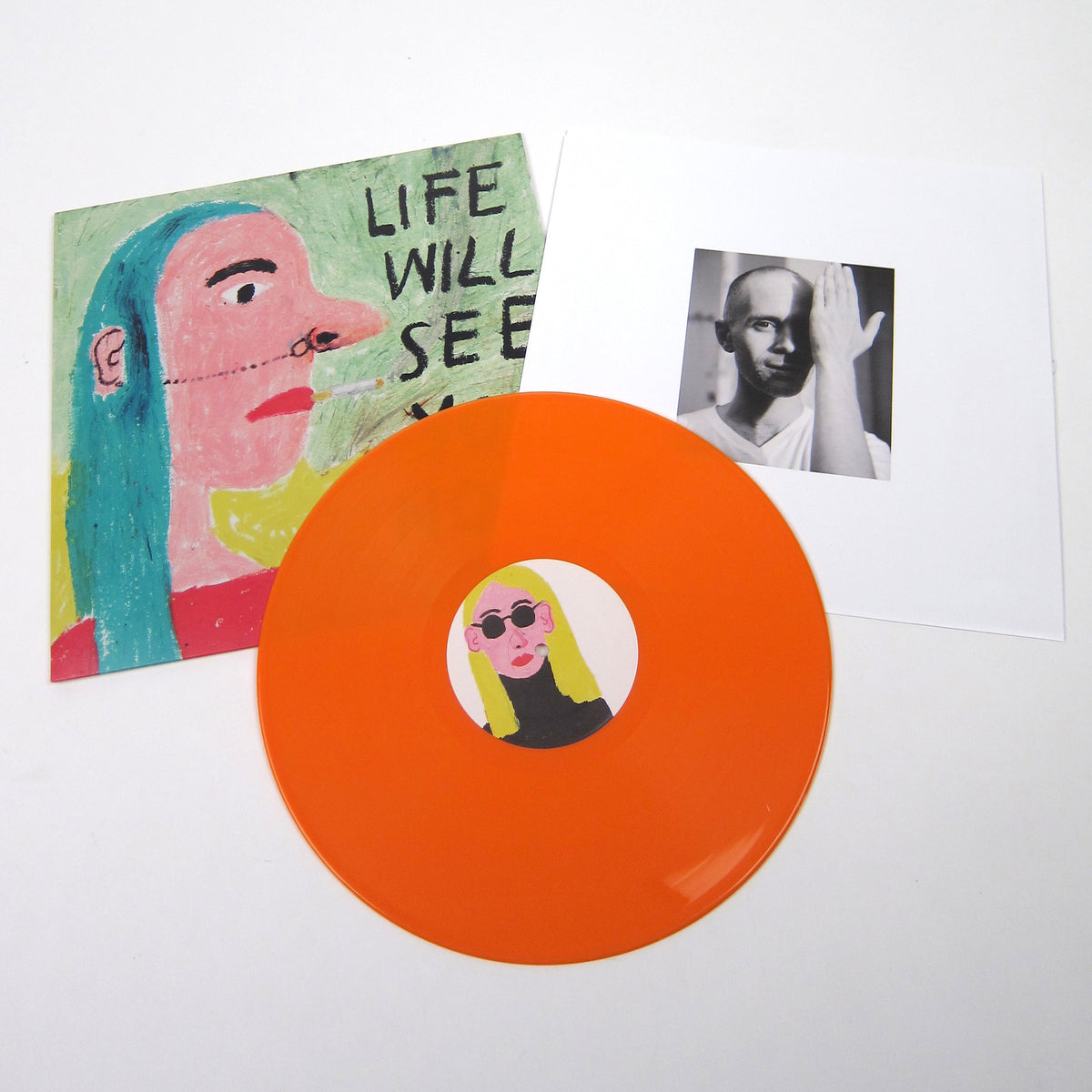 Jens Lekman: Life Will See You Now (Colored Vinyl) Vinyl LP