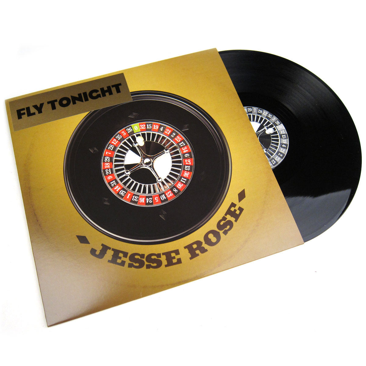 Jesse Rose: Fly Tonight Vinyl 12""
