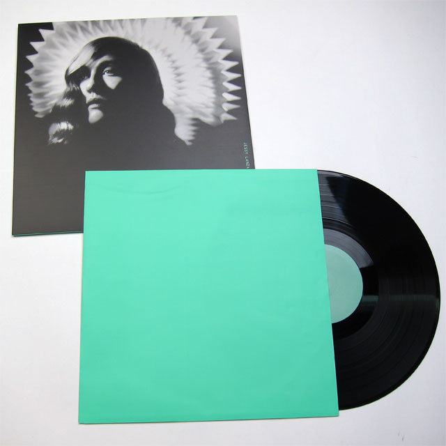 Jessy Lanza: Pull My Hair Back LP detail