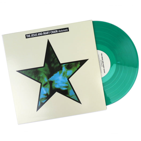The Jesus And Mary Chain Automatic Colored Vinyl Lp