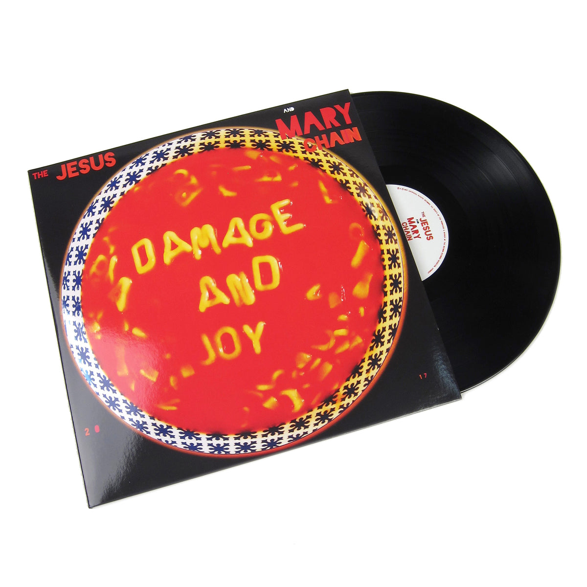 The Jesus And Mary Chain: Damage And Joy Vinyl 2LP