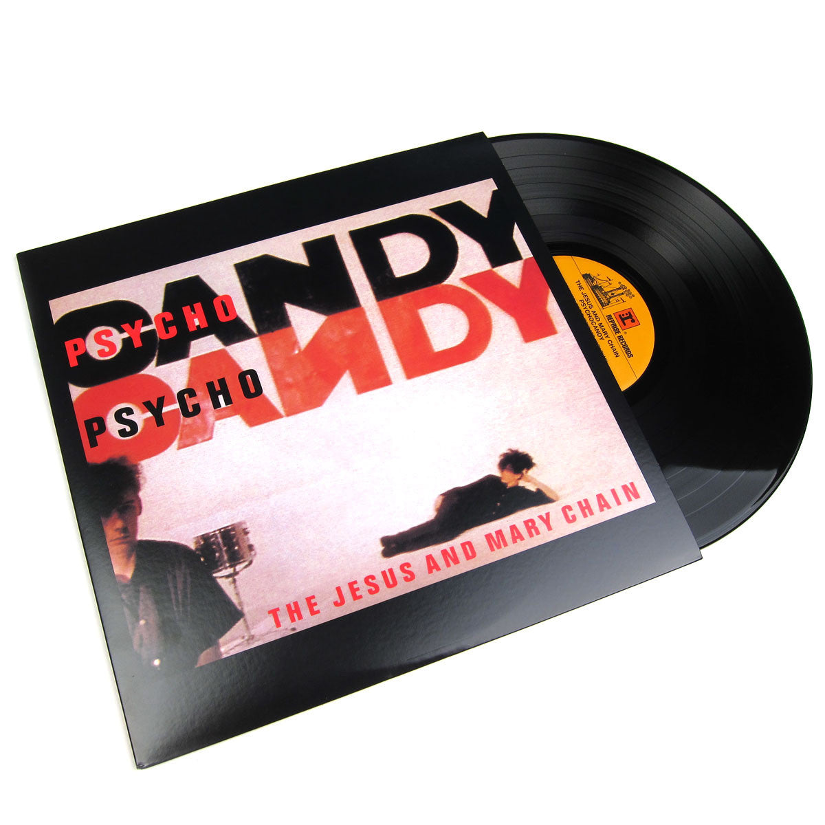 Jesus & Mary Chain: Psychocandy (180g) Vinyl LP