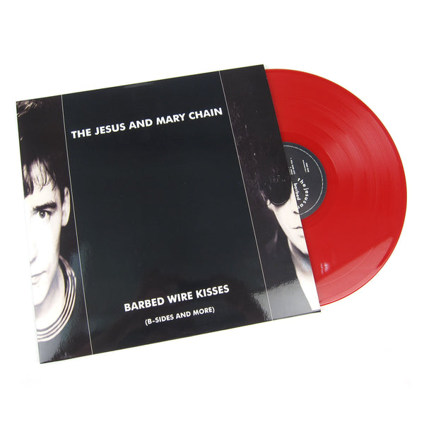 The Jesus and Mary Chain: Barbed Wire Kisses (180g Colored Vinyl) Vinyl LP (Record Store Day)