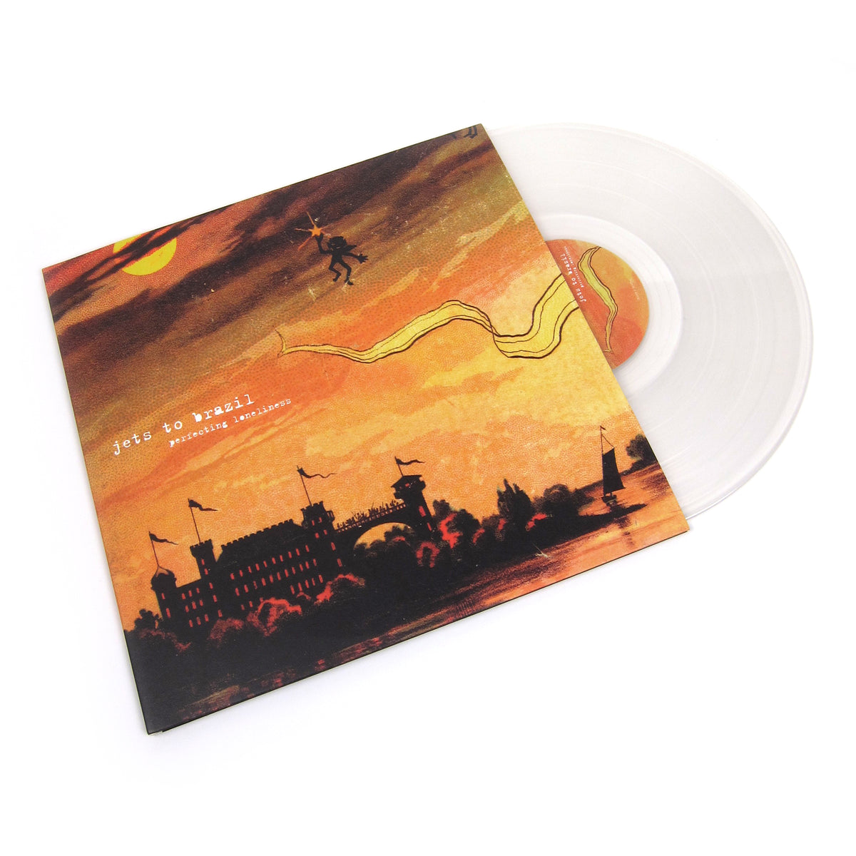 Jets To Brazil: Perfecting Loneliness (Colored Vinyl) Vinyl 2LP