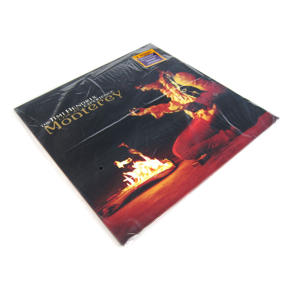 The Jimi Hendrix Experience: Live At Monterey Vinyl LP (Record Store Day 2014)