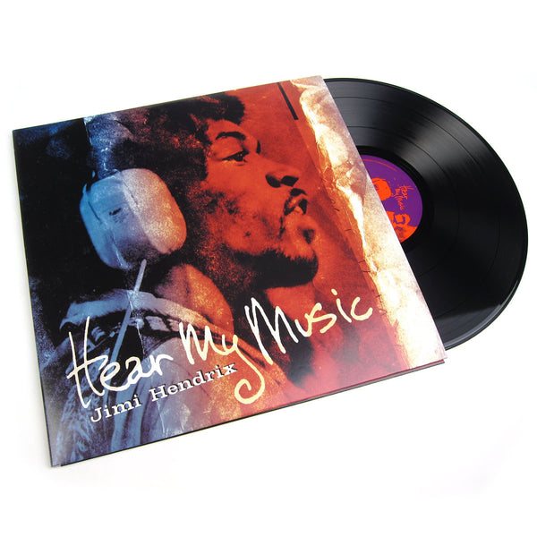Jimi Hendrix: Hear My Music (200g) Vinyl 2LP (Record Store Day)