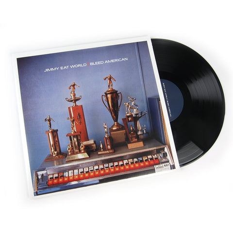 Jimmy Eat World: Bleed American Vinyl LP