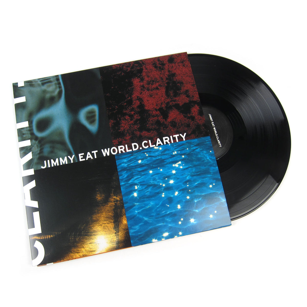 Jimmy Eat World: Clarity Vinyl 2LP
