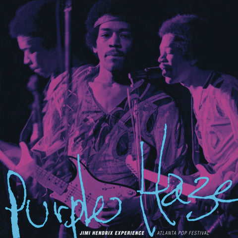 "Jimi Hendrix: Purple Haze / Freedom Vinyl 7"" (Record Store Day)"