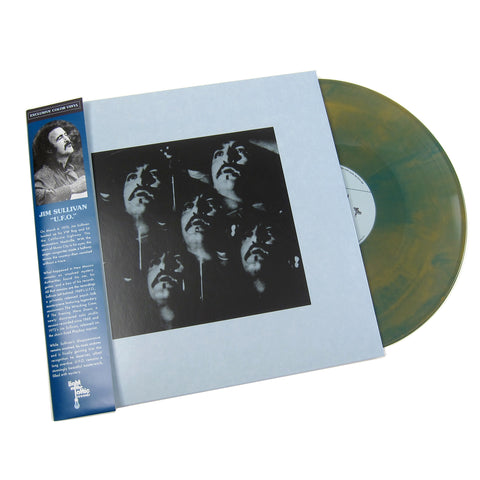 Jim Sullivan: U.F.O. (180g Galaxy Colored Vinyl) Vinyl LP