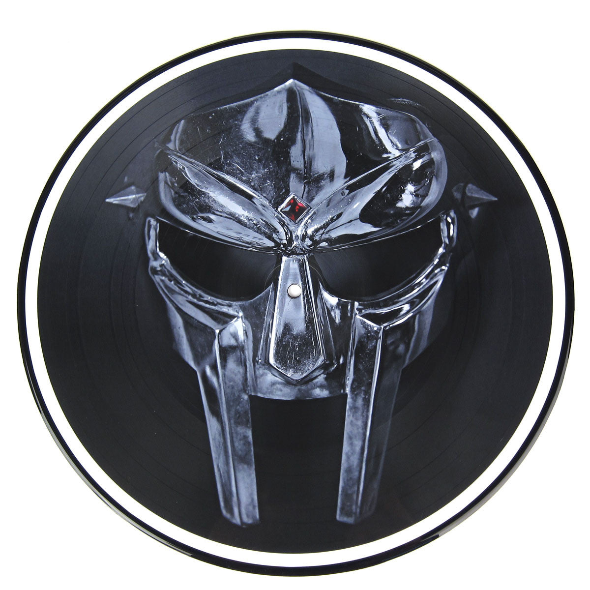 JJ Doom: Bookhead EP (Picture Disc, Free MP3) Vinyl LP 2