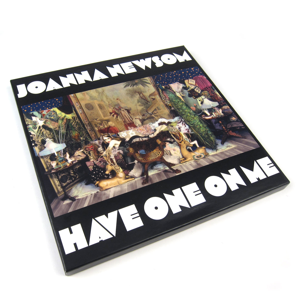 Joanna Newsom: Have One On Me Vinyl 3LP Boxset