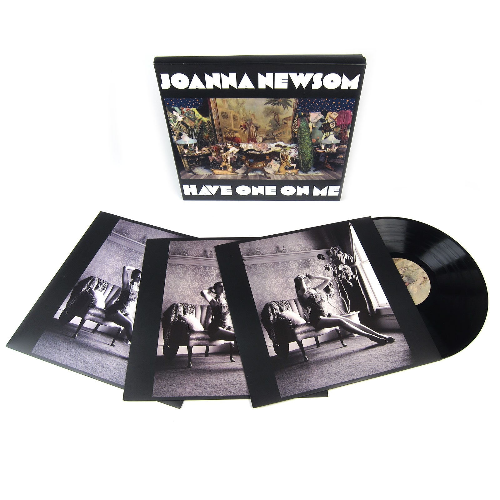 a2604ea867bcb Joanna Newsom  Have One On Me Vinyl 3LP Boxset – TurntableLab ...