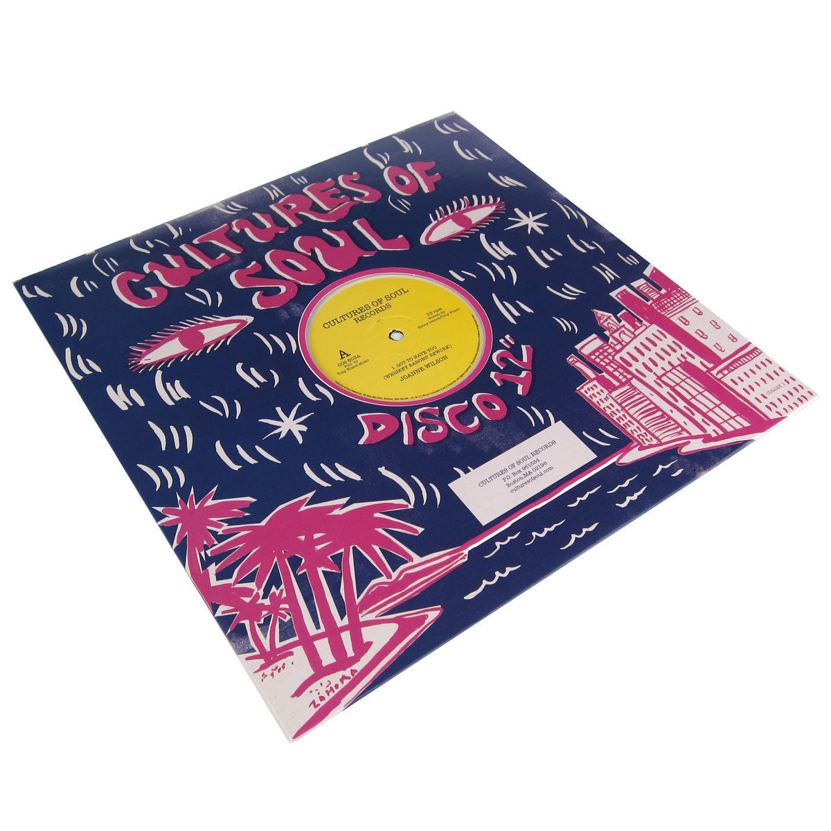 Joanne Wilson: Got To Have You (Whiskey Barons Rework) Vinyl 12""
