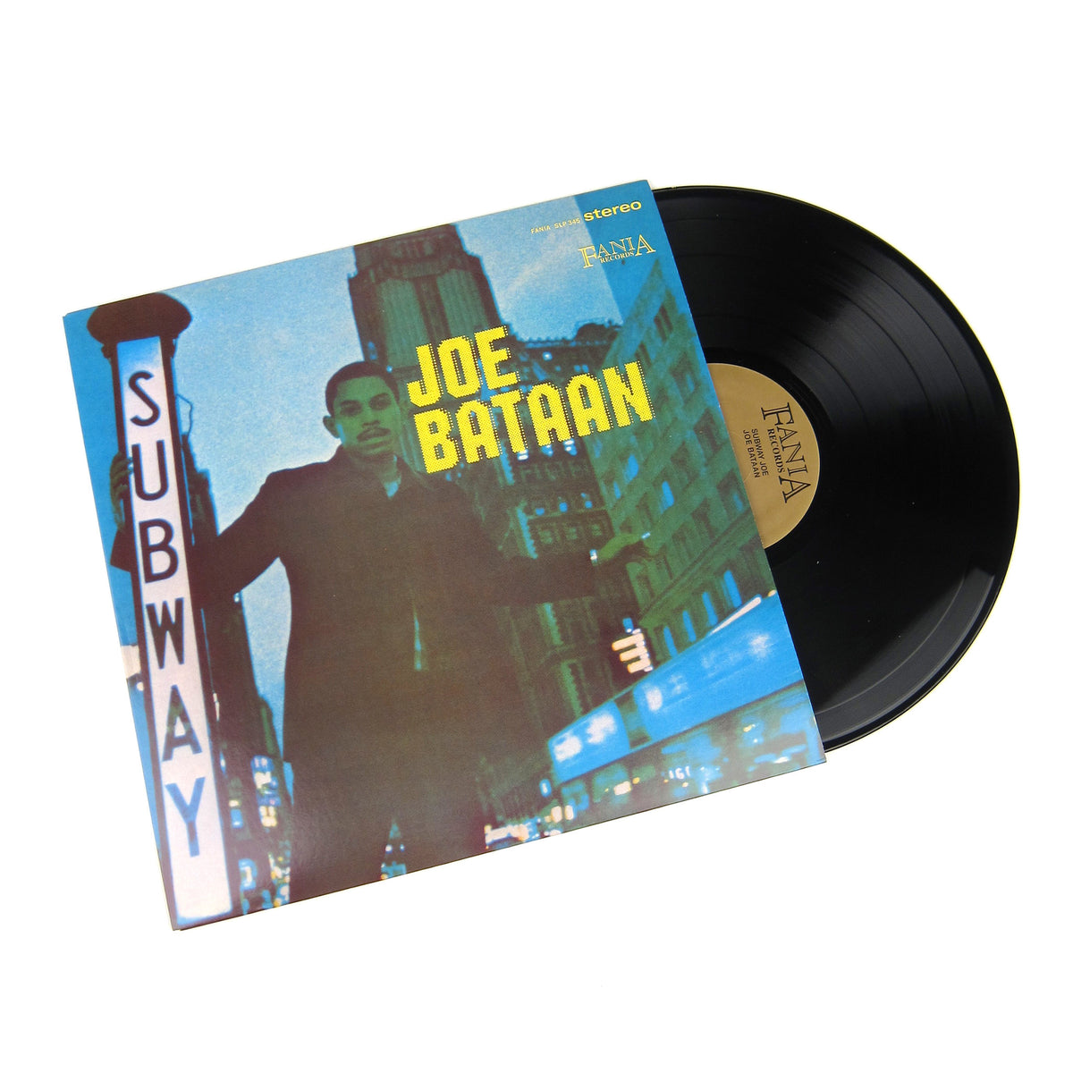 Joe Bataan: Subway Joe Vinyl LP