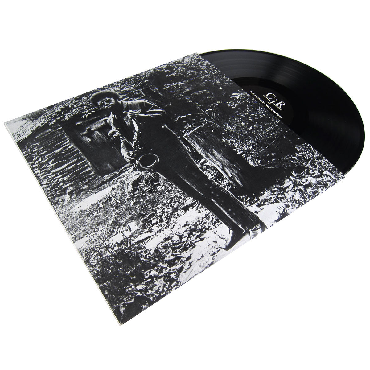 Joe McPhee: Nation Time Vinyl LP