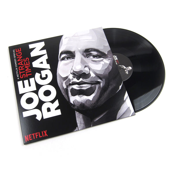 Joe Rogan: Strange Times Vinyl LP