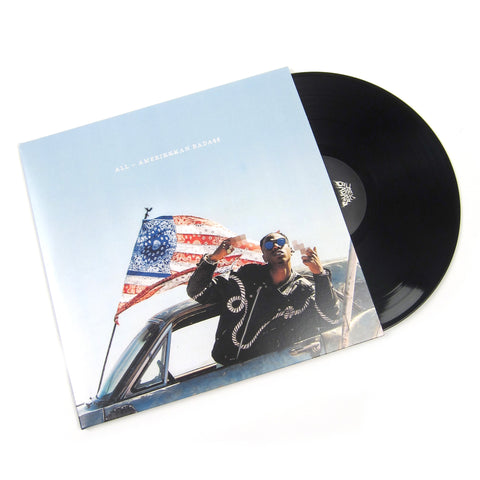 Joey Bada$$: All-Amerikkkan Bada$$ Vinyl 2LP