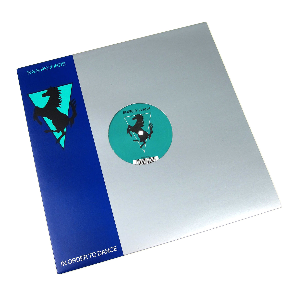 Joey Beltram: Energy Flash (Single-Sided) Vinyl 12""
