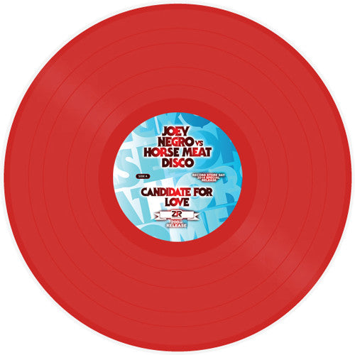 "Joey Negro vs. Horse Meat Disco: RSD Vinyl 12"" (Record Store Day 2014)"