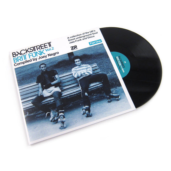 Joey Negro: Backstreet Brit Funk Vol.2 Part 1 Vinyl 2LP