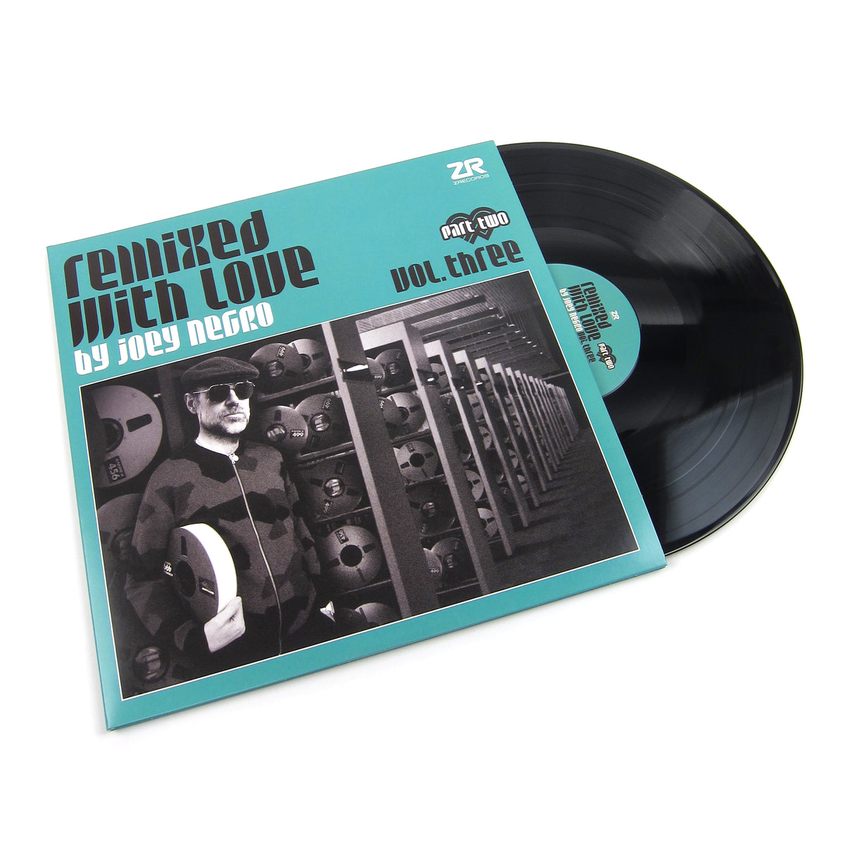 Joey Negro: Remixed With Love Vol.3 Pt.2 Vinyl 2LP
