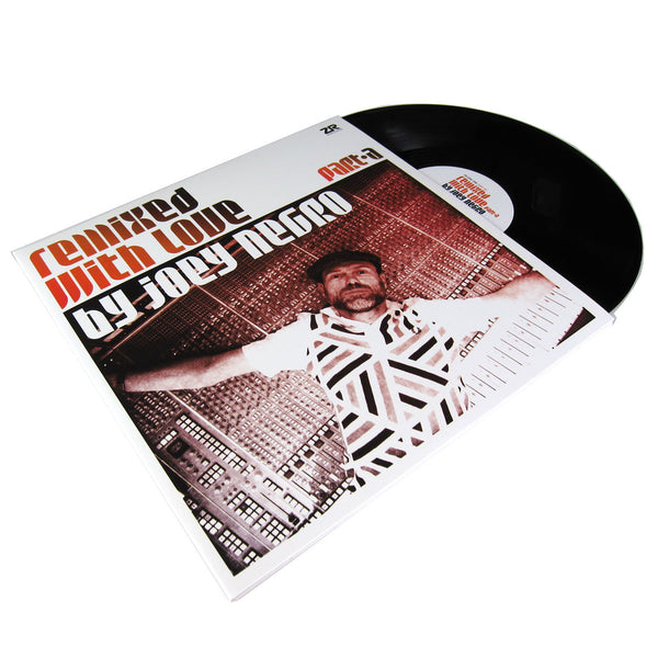 Joey Negro: Remixed With Love Part A 2LP