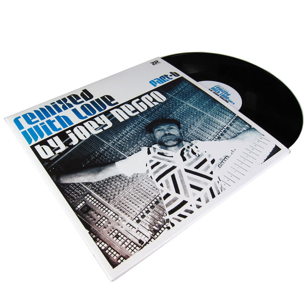 Joey Negro: Remixed With Love Part B 2LP