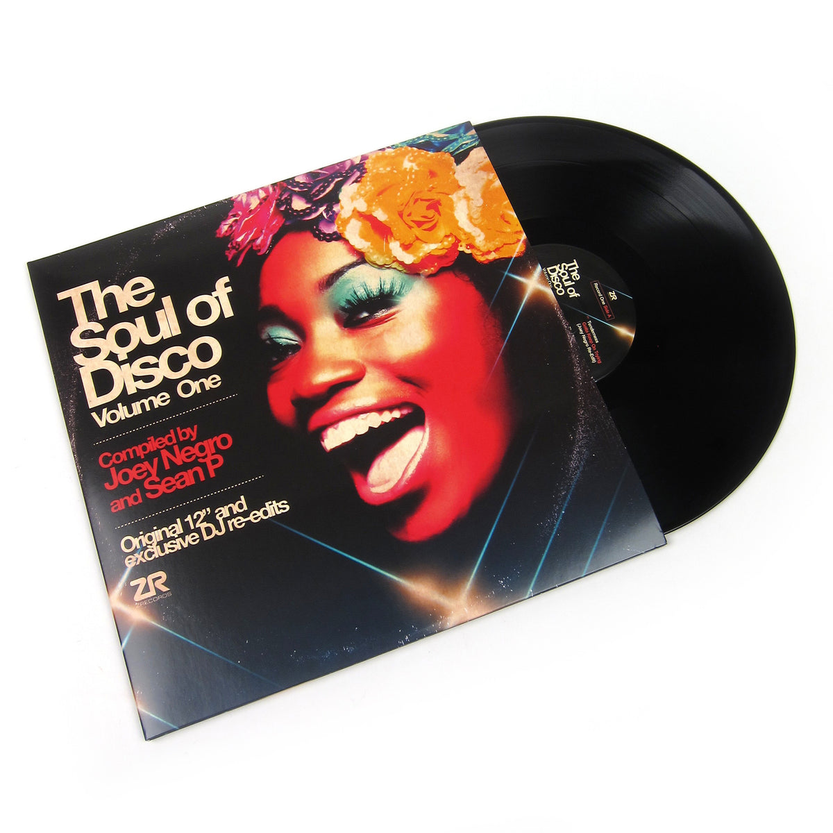 Joey Negro And Sean P: The Soul Of Disco Vol.1 Vinyl 2LP