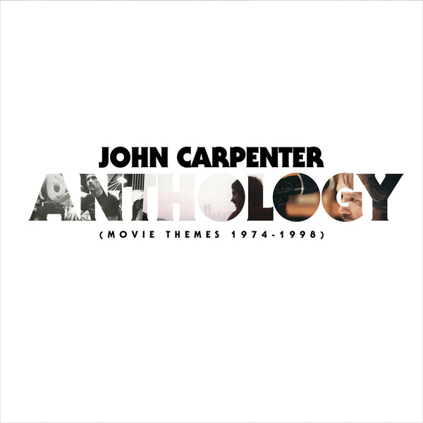 "John Carpenter: Anthology: Movie Themes 1974-1998 (Colored Vinyl) Vinyl LP+7"" - PRE-ORDER"