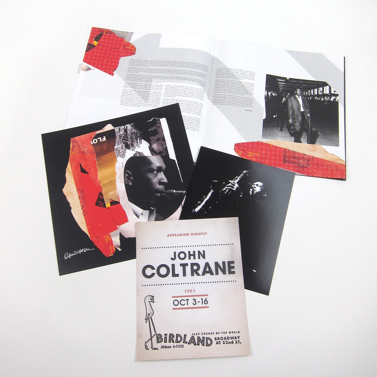John Coltrane: 1963 - New Directions Vinyl 5LP Boxset