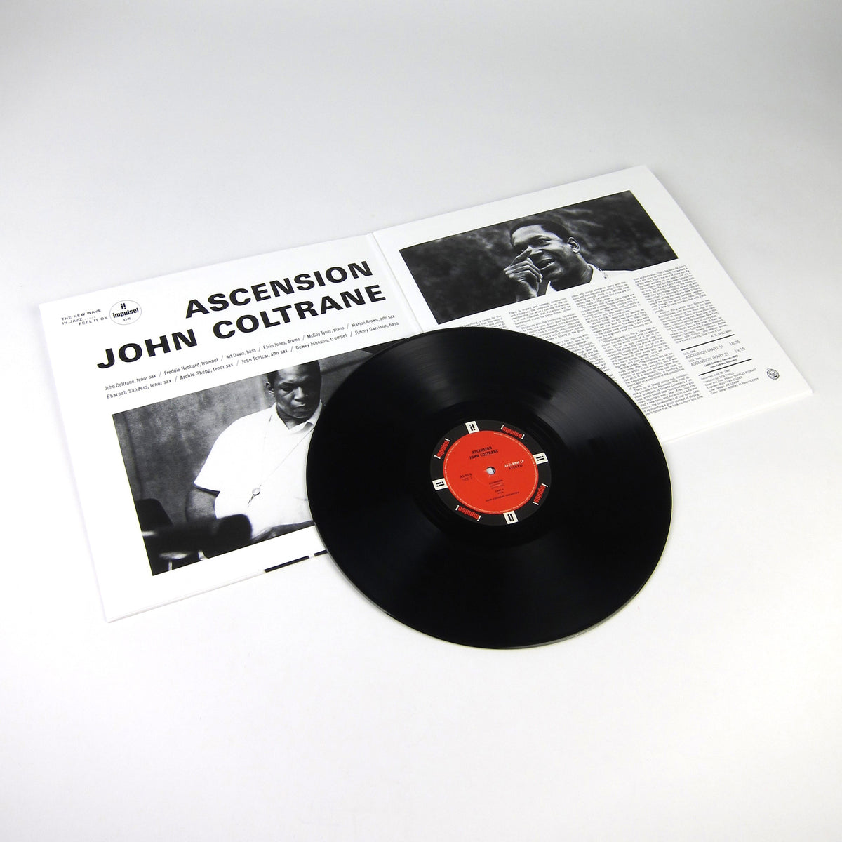 John Coltrane: Ascension Vinyl LP