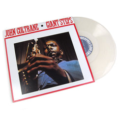 John Coltrane: Giant Steps (Audiophile Clear Vinyl) ACV Vinyl LP