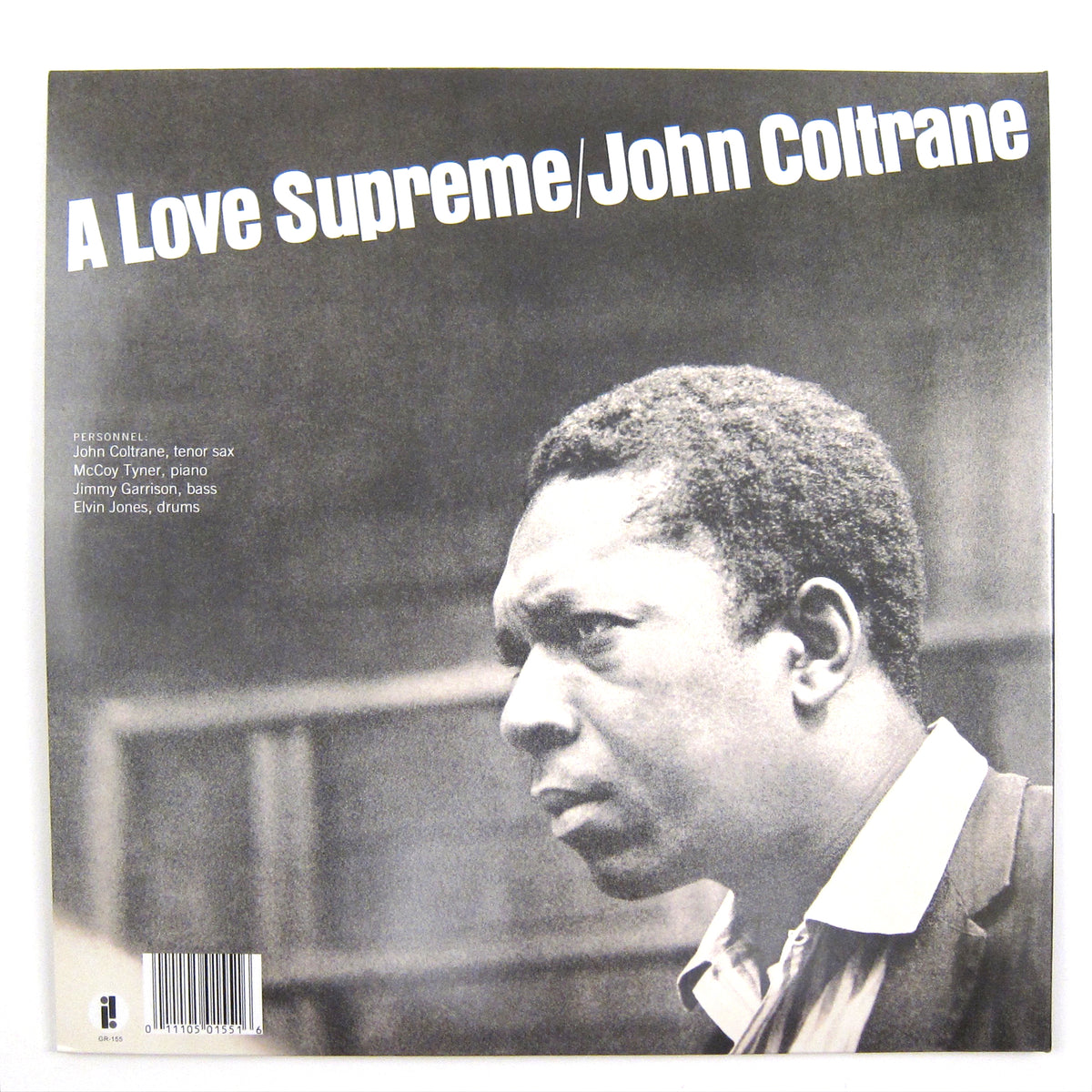 John Coltrane: A Love Supreme (180g, Colored Vinyl) Vinyl LP