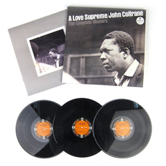 John Coltrane: A Love Supreme - The Complete Masters Vinyl 3LP