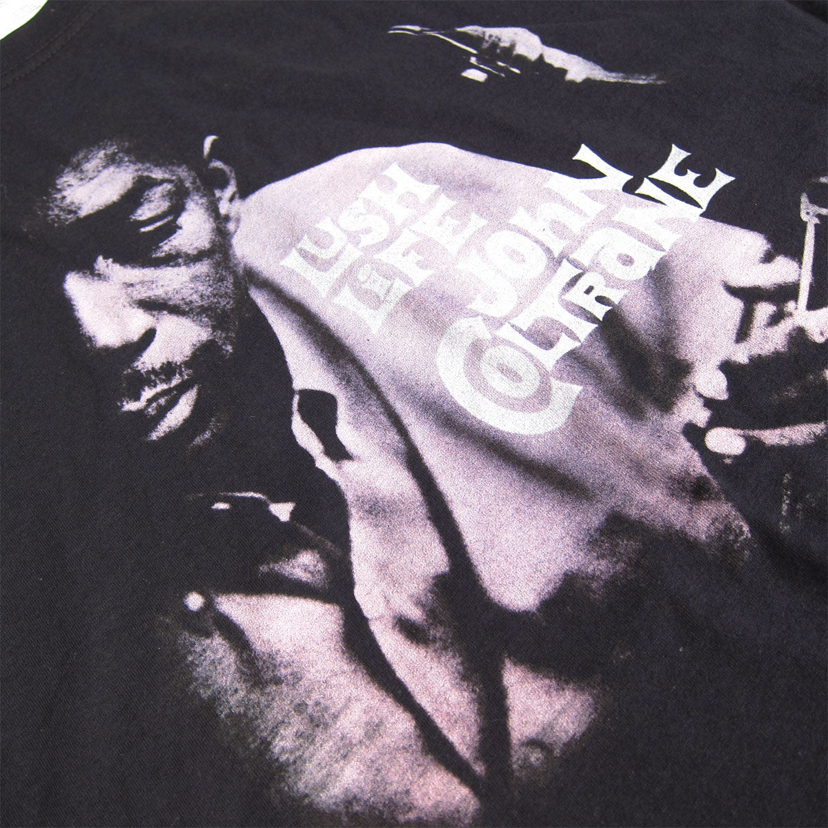John Coltrane: Lush Life Shirt - Black detail