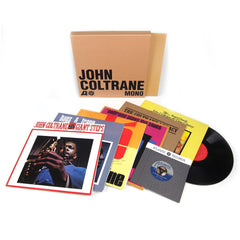 "John Coltrane: The Atlantic Years In Mono Vinyl 6LP+7"" Boxset"