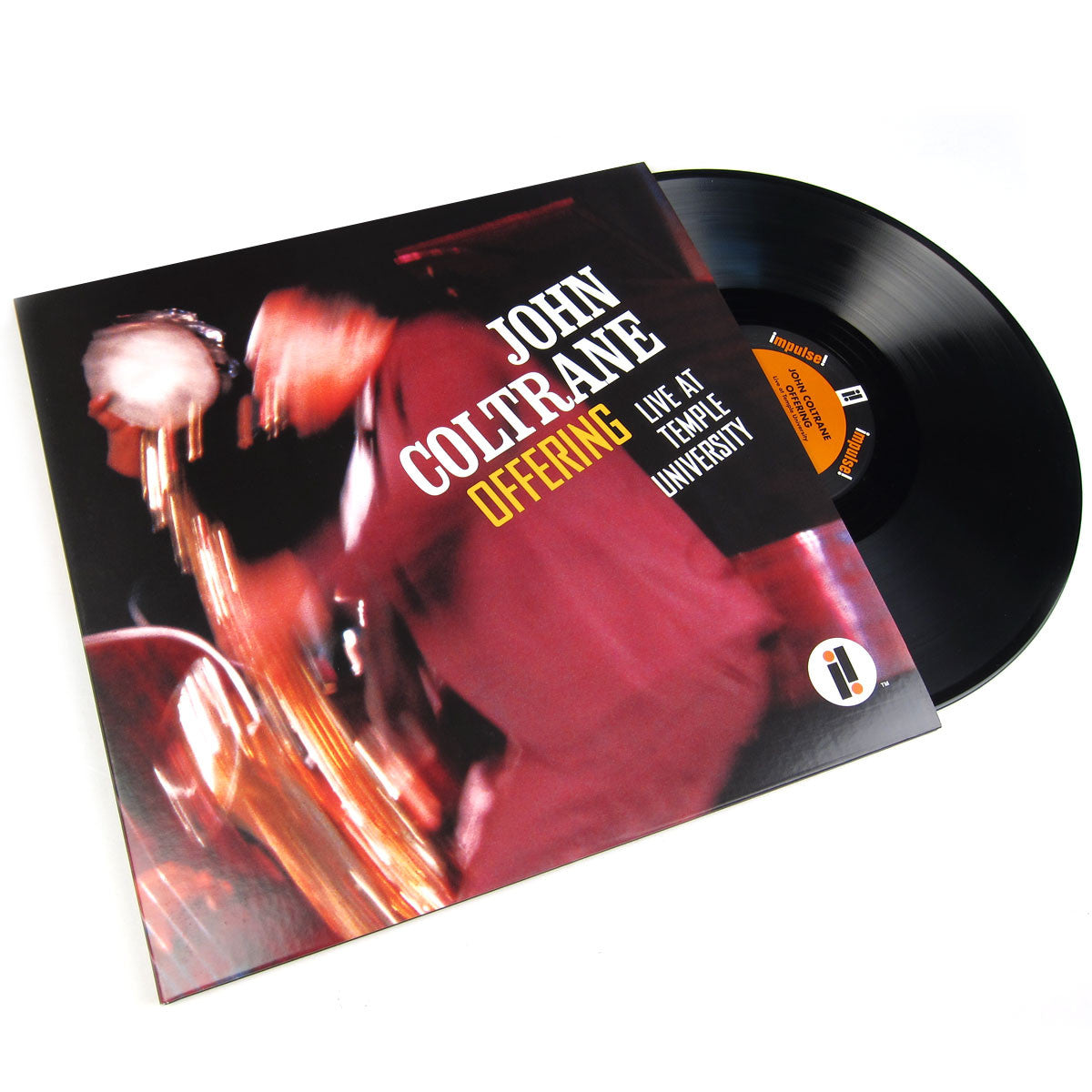 John Coltrane: Offering Live at Temple University (180g) Deluxe Vinyl 2LP