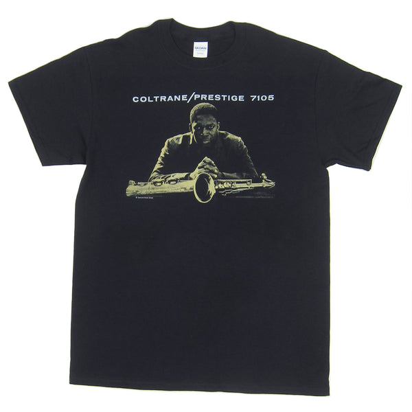 Concord Music Group: John Coltrane Mellow Yellow Shirt - Black