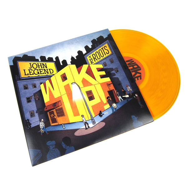 John Legend & The Roots: Wake Up! (Colored Vinyl) Vinyl 2LP