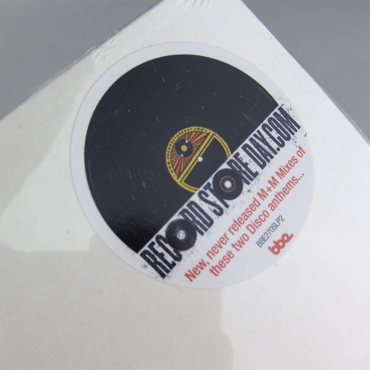 "John Morales: M&M Mixes Inner Life / Salsoul Orchestra Vinyl 12"" (Record Store Day 2014) 2"
