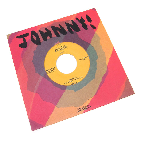 Johnny!: I'm Gone Vinyl 7""