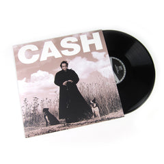 Johnny Cash: American Recordings (180g) Vinyl LP