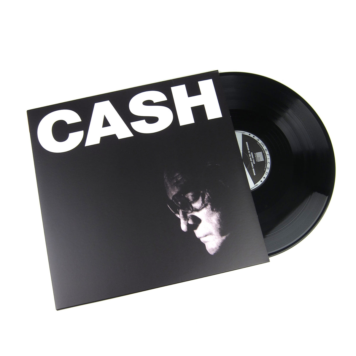Johnny Cash: American IV - The Man Comes Around (180g) Vinyl 2LP