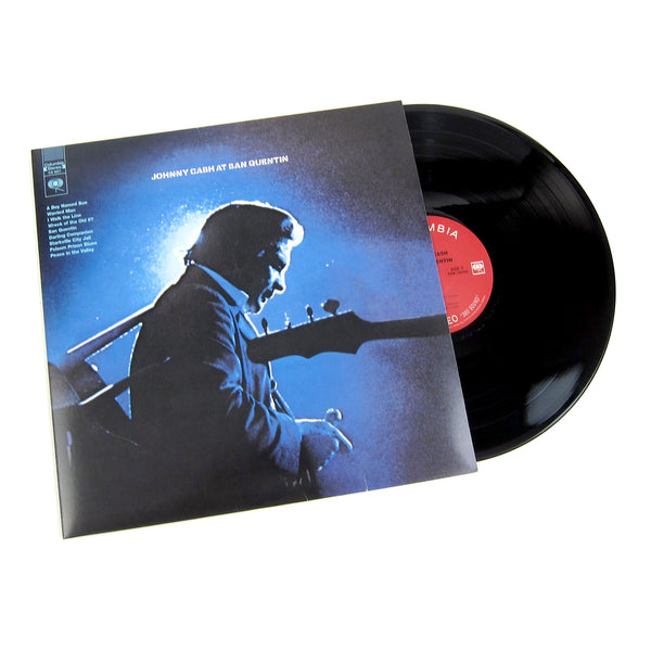 Johnny Cash: At San Quentin Vinyl LP