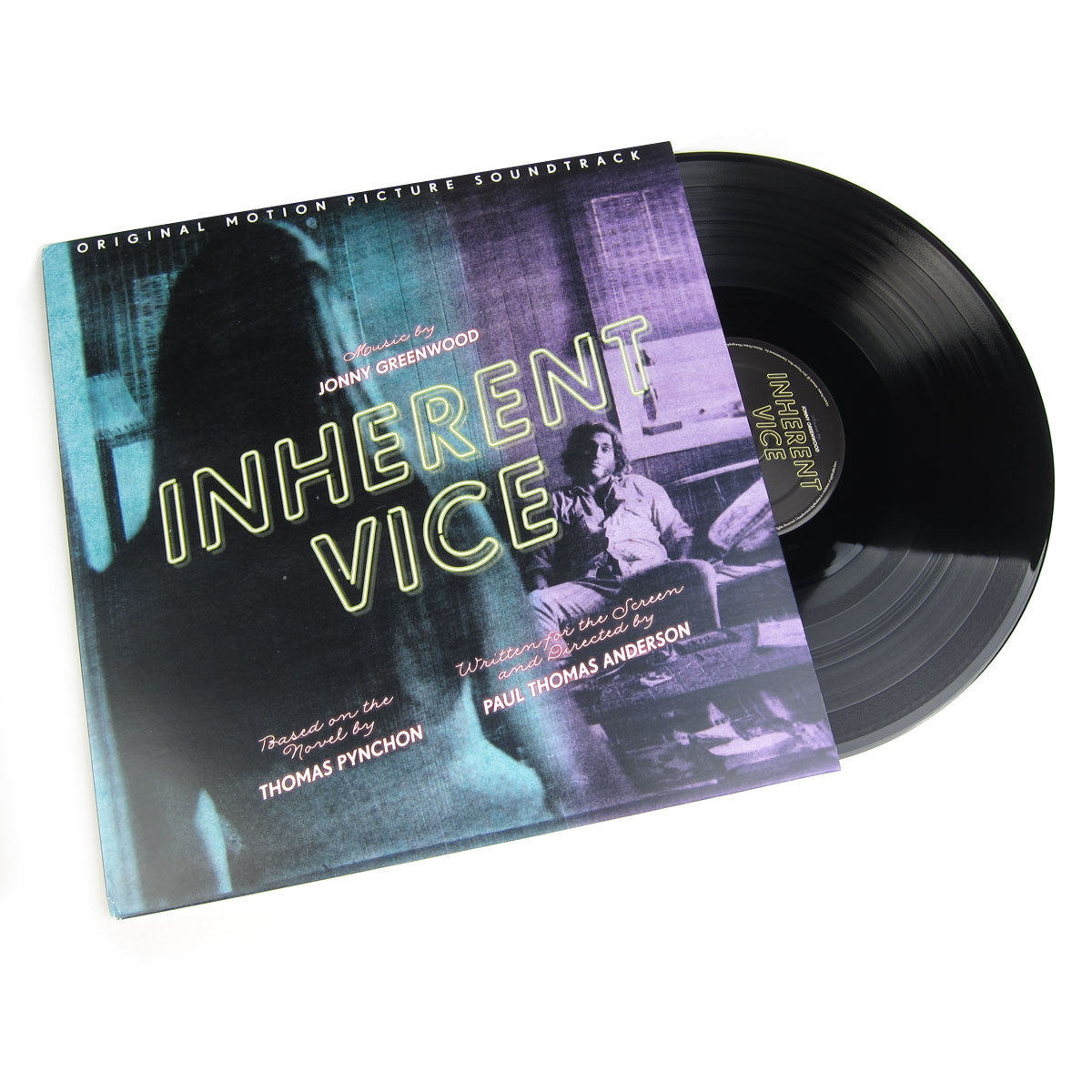 Jonny Greenwood: Inherent Vice OST Vinyl 2LP