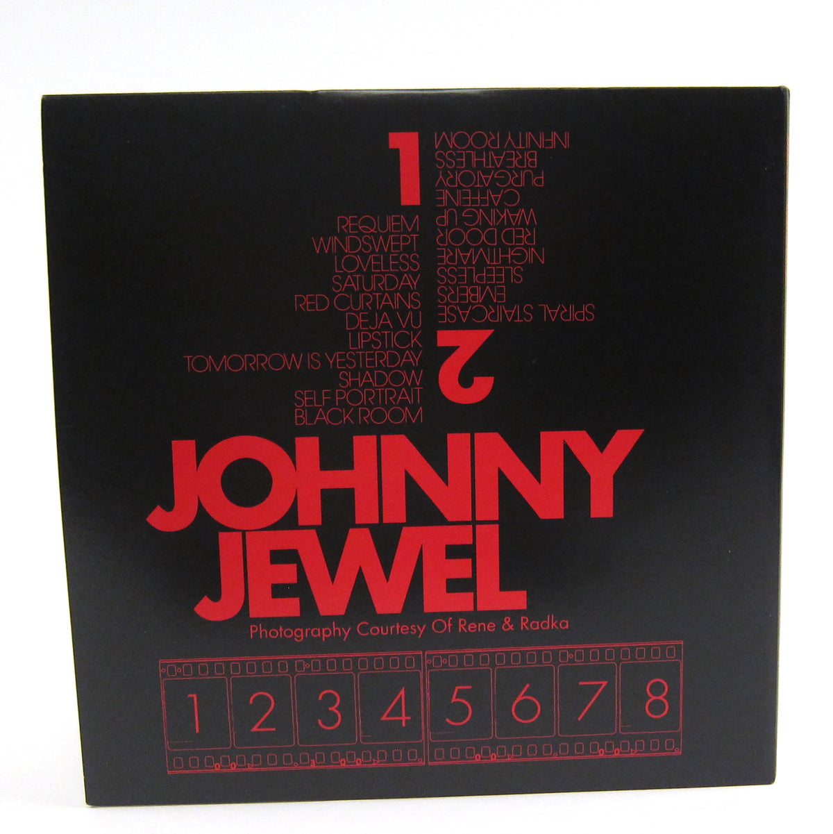 Johnny Jewel: Themes For Television (180g, Colored Vinyl) Vinyl 2LP