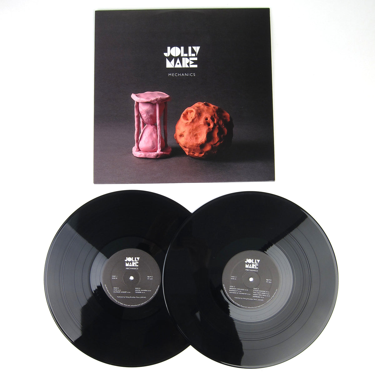 Jolly Mare: Mechanics Vinyl 2LP
