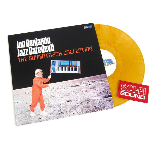 Jon Benjamin: Jazz Daredevil - The Soundtrack (Colored Vinyl) Vinyl LP